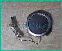 Wholesale New USB Hub Warm Coffee Cup Warmer Gadget Heater