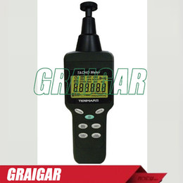 Wholesale TM _ TM D Tacho Meter with large LCD Used For conveyors cooling equipment dryers elevators windmills rotary feeders grinde
