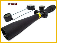Wholesale Hunting BSA x44 Mil Dot Side Wheel Focus Rifle Scope Free mm Rail Mounts New