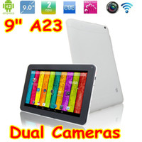 Wholesale 9 Inch Allwinner A23 Android Tablet Pc Capacitive Screen Wifi G Camera Q8 A20 Update Version Christmas Cheapest JBD