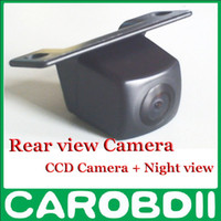 Wholesale Car Rear View Camera Lens Angle Parking Camera With Night of car dvd just be sold with all car dvd together