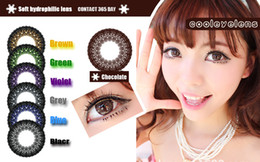 Wholesale hot sell VOV VENUS EYES contact lenses crazy lens color