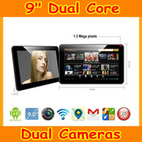 9 inch Dual Core Android 4.2 9 Inch Allwinner A23 Dual Core Tablet PC Android 4.2 512MB RAM 8GB Tablet PC 1.5GHz Wifi 800*480 Capacitive Screen Dual Camera T900 JBD-9-5