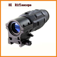 Wholesale Tactical Hunting X Magnifier Gun Rifle Scope Twist Mount Module Sniper Sight for mm Rail