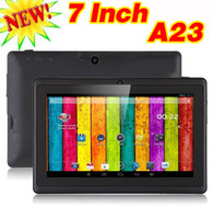 Android 4.2 android tablet jelly bean - 7 Inch A23 Q8H Q8 Q88 Allwinner A23 Tablet PC Android Dual Camera GB MB Capacitive Touchscreen WIFI JELLY BEAN