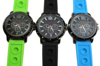 Wholesale High Quality Price Car Meter Shape Fashional Cool Men Watch Gent Watch