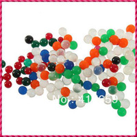 Wholesale bag pack Magic Jelly Crystal Mud Soil Water Beads For Flower Plant Gift