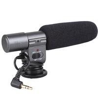 Wholesale HD DV Stereo Microphone for Canon D D D II T3i Nikon DSLR D300S D3s D7000 D3000