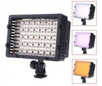 Wholesale CN LED Video Light Camera DV Camcorder Lighting K For Cacon Nikon