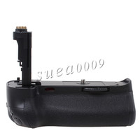 Wholesale Vertical Battery Power Grip Holder for Canon D mark III DIII BG E11 LP E6