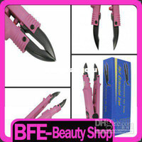 Wholesale Hot Item UK Plug Pink Fashion Hair Extension Fusion Iron Connector Hair Extensions Iron Tool Type C