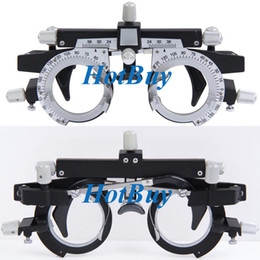 Wholesale Universal Adjustable Optical Optic Eye Optometry Test Trial Lenses Frame