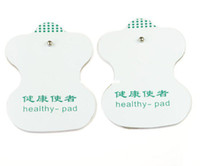 Wholesale New Replacement Electrode Massager Acupuncture Pads pairs