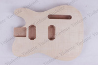 Cheap other maple veneer Best other other unfinished guitar