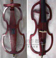 Electric cello electric cello - Electric BARPQUE Cello Solid Wood Concert Tone