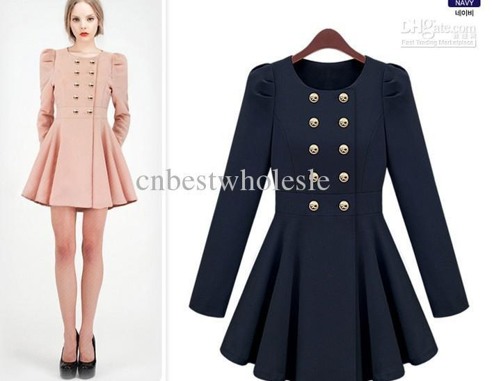 Dress Style Coats - JacketIn