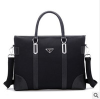 Wholesale Hot Selling High quality man bag business casual men bag new Messenger Bag Computer Bag