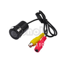 Wholesale 170 Lens Angle Night Vision Car Rear View Camera Reverse Backup Color Camera