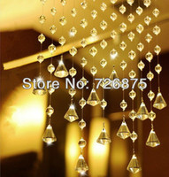 door beads - Crystal bead curtain bead curtains for door partition crystal air curtain for entranceway