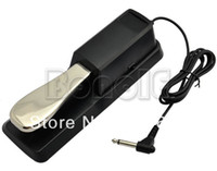 Wholesale Promotion New Black Damper Sustain Pedal For Yamaha Piano Keyboard Sustain Ped TK0576