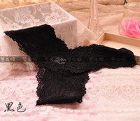 Women Lace Briefs Secrets same paragraph lace thong T pants ladies underwear wholesale full lace panties Victoria