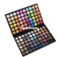 Wholesale new eye Shadow Palette Colors Eyeshadow mineral makeup womens shining power