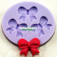 Wholesale Nicole f0180 mini resin flower polymer clay sugar chocolate candy mould soap flakes soap flower