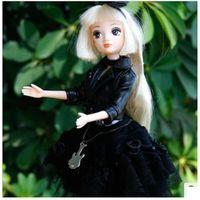 real doll - juguetes bonecas Day Night Angel kurhn princesa baby joint body model that look real brinquedos girl doll toy