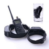 Wholesale Details about M Waterproof Rechargeable Dog Training Collar Dog Outdoors Hunting