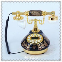 Wholesale Antique telephone TC good home decoration