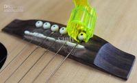 Cheap Guitar Speed Peg Puller Best Clip-on Black Guitar String Winder