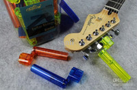 Guitar Clip-on all Bridge Pin Remover Handy Tool 1x Colorful Guitar String Winder Speed Peg Puller