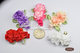 Trial Order Single prong Infant Hair Clip with Snap Clip Baby Girl Snap Clip for Toddlers and Children 50pcs LOT QueenBaby