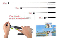 Wholesale Muti functional Monopod Unipod for Self Picture Camera