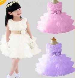 2014 Beautiful Flower Girls' Dresses