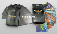 Wholesale sets Hot game League of Legends cosplay figure Poker LOL toys