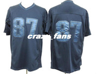 Wholesale New Drenched Jersey Rob Gronkowski Patriots Jerseys American Football Jerseys for Men Soft Players Sportswear china jersey