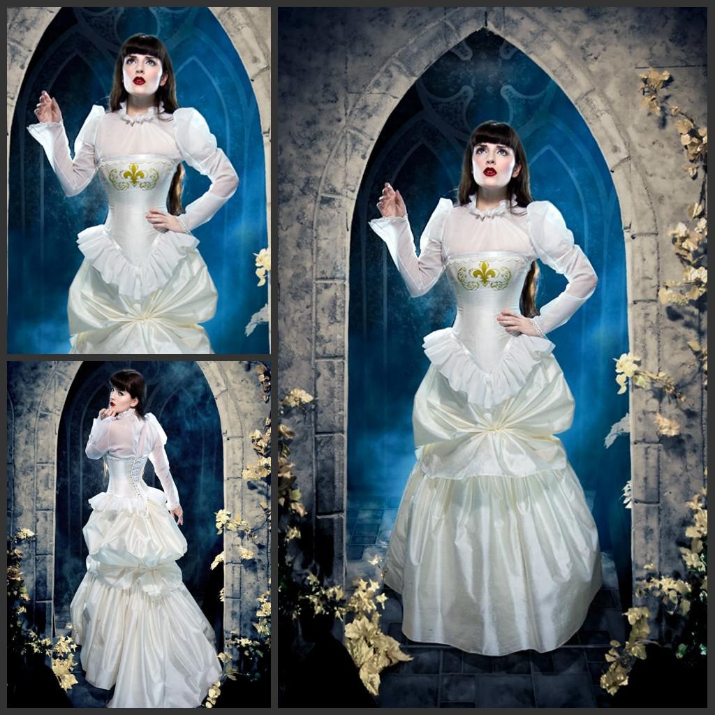 Pics s Related Gothic Wedding Dresses