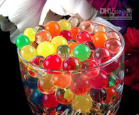 Beads water beads for wedding - 11 colors Water beads magic Crystal soil Jelly water muds for plant wedding party deco