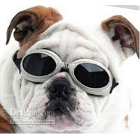 Wholesale Popular hot NEW Pet Dog UV Goggles Sun Glasses Sunglasses Eye Wear Protection