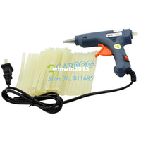 Wholesale New W Blue Hot Melt Mini Glue Gun Glue Sticks TK0898