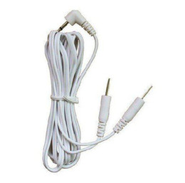 Wholesale freeshipping DC2 mm electrode connecting tens wires for tens slimming machine massager digita