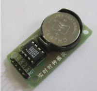 Wholesale DS1302 Real Time Clock Module with CR2032 Button Battery x RAM