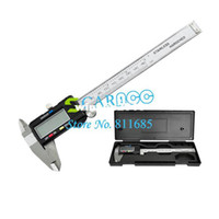 Wholesale 6 quot mm Digital Caliper Vernier Gauge Micrometer