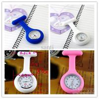 Wholesale Medical watch Doctor watch Fashion silicone nurse watch