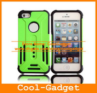 Wholesale Retro Cassette Tape Dual Layer Shock Proof Hybrid Silicone Case Cover Skin for iPhone G S iPhone5 IP5SC15