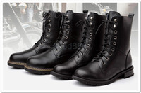 Knee Boots best choice boots - New Arrival Boots Fashion Couples Best Choice genuine leather England Martin boots selling at factory price