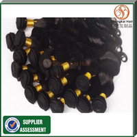 Wholesale new arrivals full ends human hair extension malaysian hair g body wave mix lengths virgin malaysian hair