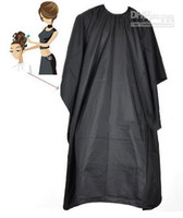 Wholesale New Salon Hairdresser Hair Cut Cutting Gown Barbers Cape Cloth
