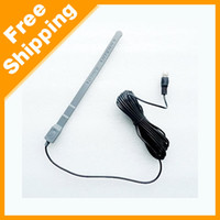 Wholesale Car Active F Connector Digital DVB T TV Antenna built in Amplifier